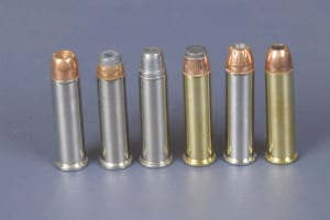 The .357 Magnum is a versatile cartridge and is handy in a lever action rifle for defense.