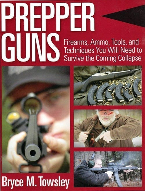Prepper Guns Cover BIG