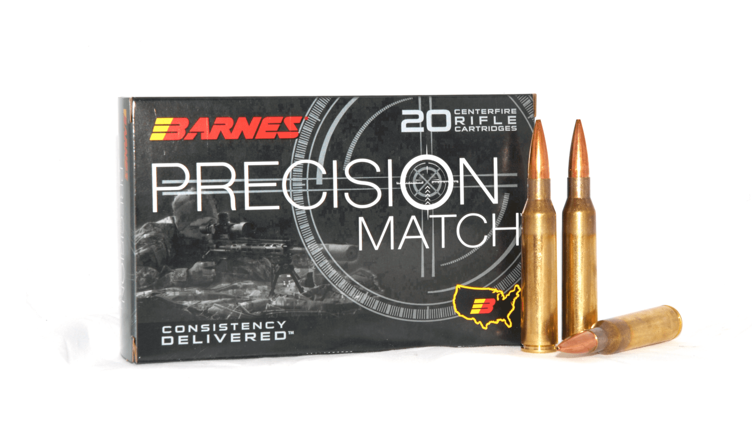 New Tactical Ammo from Barnes - Bryce Towsley