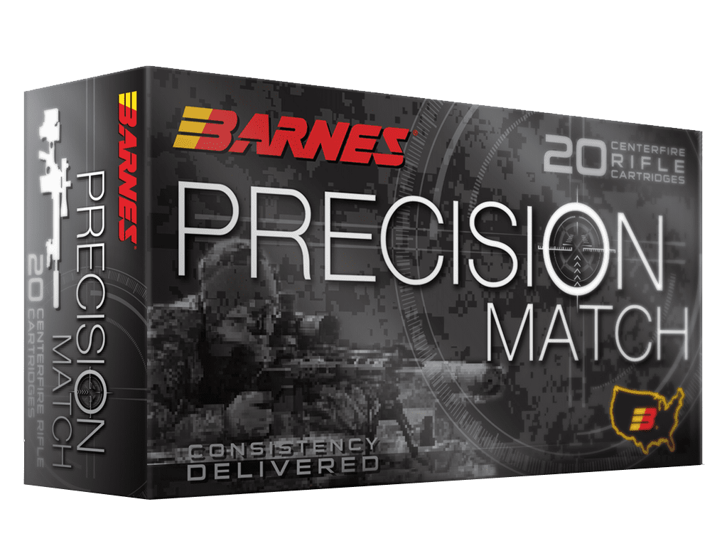 New Tactical Ammo from Barnes