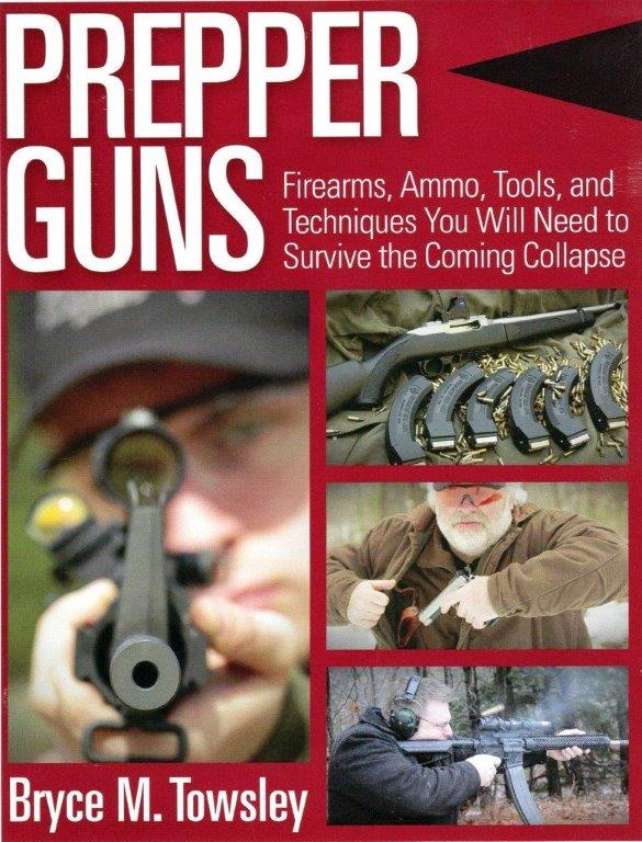 Prepper Guns is For Sale!